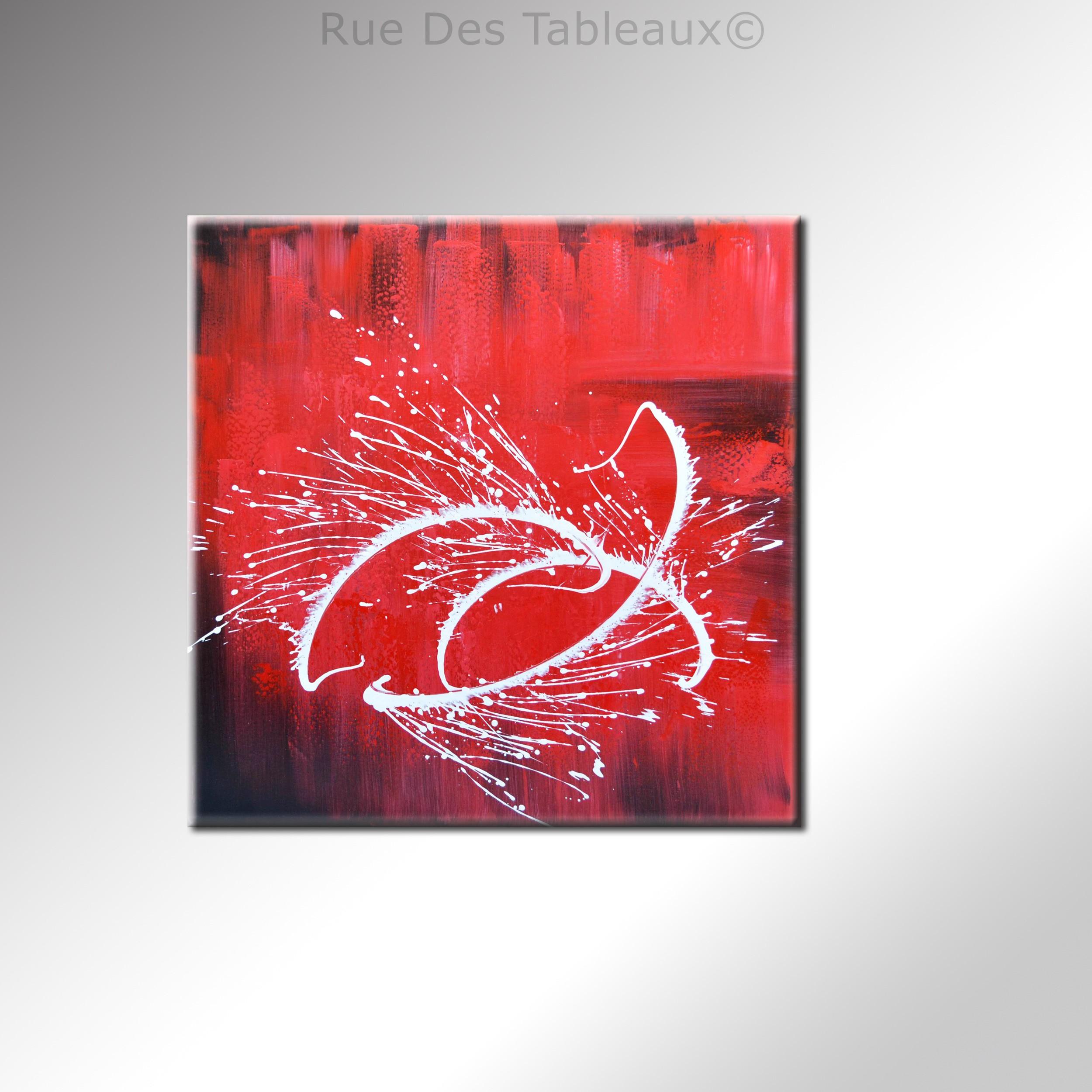 Globules - tableau peint-main peinture à l'huile