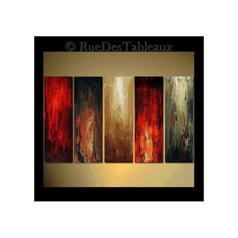 tableaux abstrait achat tableaux tableau deco murale. Black Bedroom Furniture Sets. Home Design Ideas