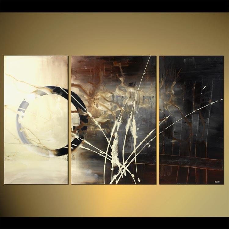 Insaisissable - tableau peint-main peinture à l'huile