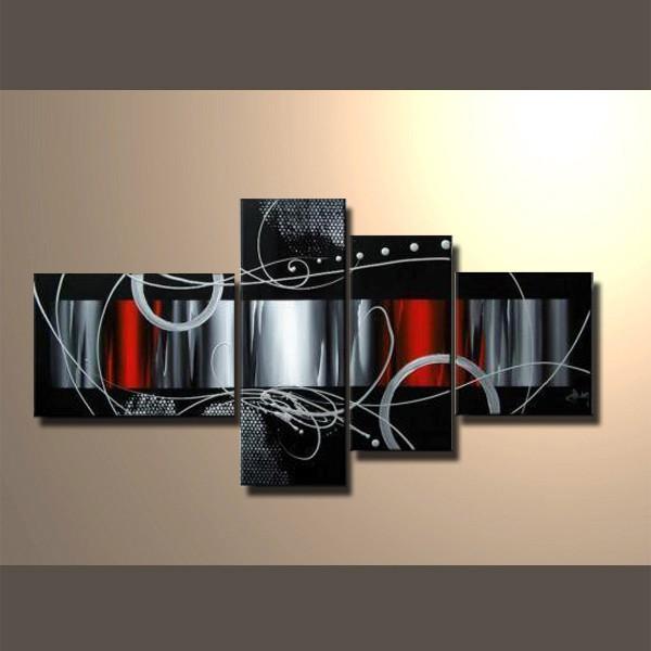 Engrenage - tableau peint-main peinture à l'huile
