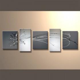 tableaux abstraits peinture achat tableaux deco moderne ruedestableaux. Black Bedroom Furniture Sets. Home Design Ideas
