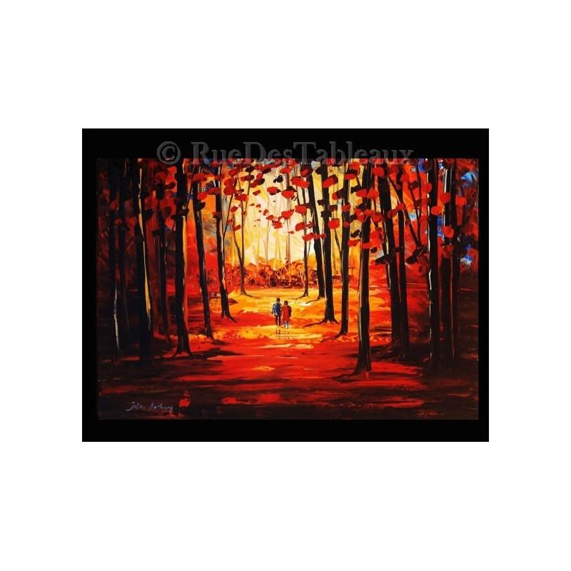 Célèbre Décoration chambre d'enfant peinture art moderne tableaux et toiles GR82