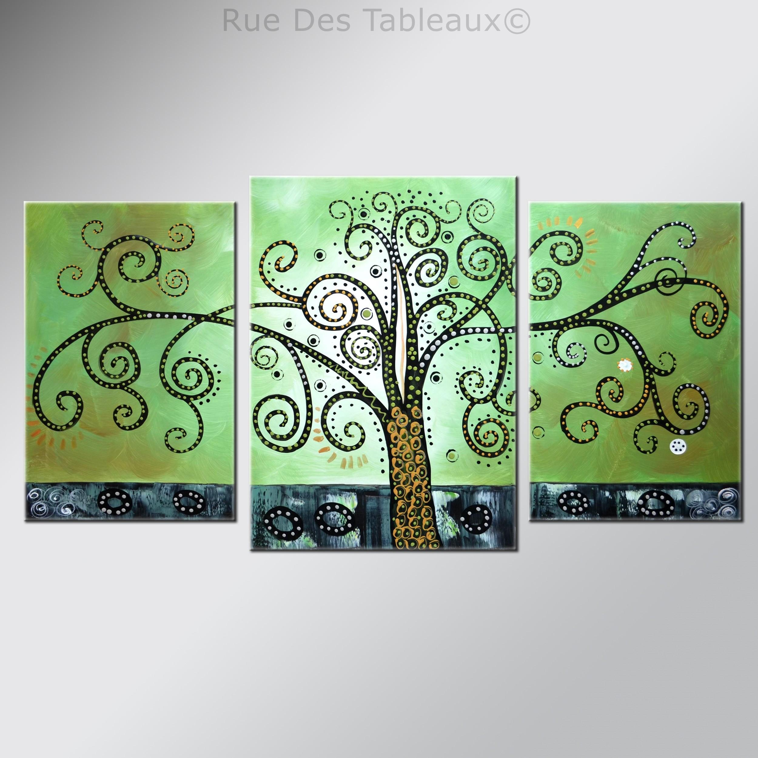 Préférence Tableaux abstrait artiste peintre abstrait tableau en relief KH52