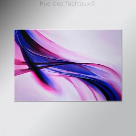 Effluve - tableau peint-main peinture à l'huile
