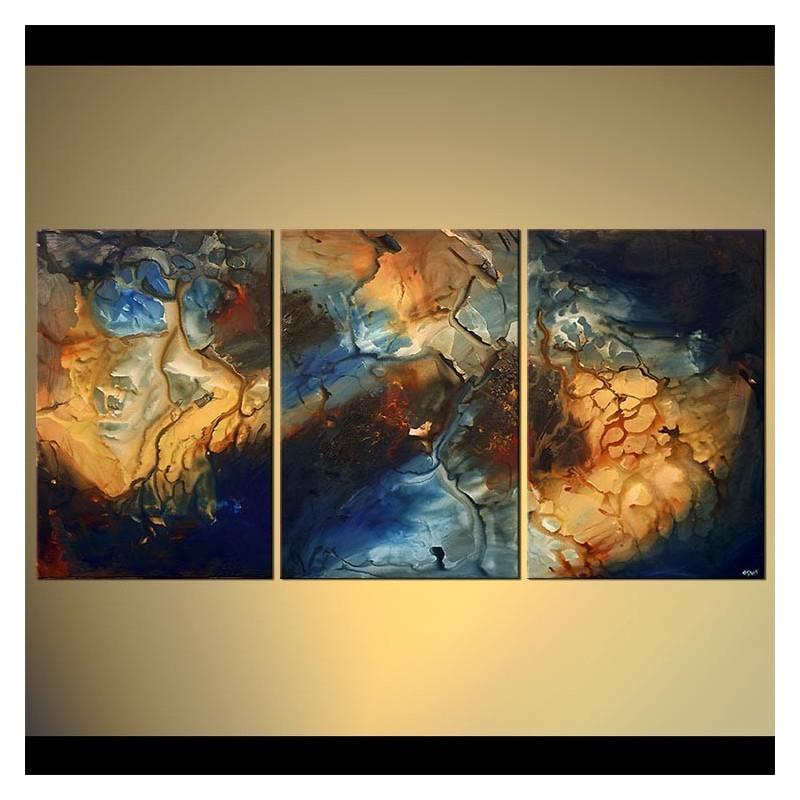 Tableaux abstrait artiste peintre abstrait