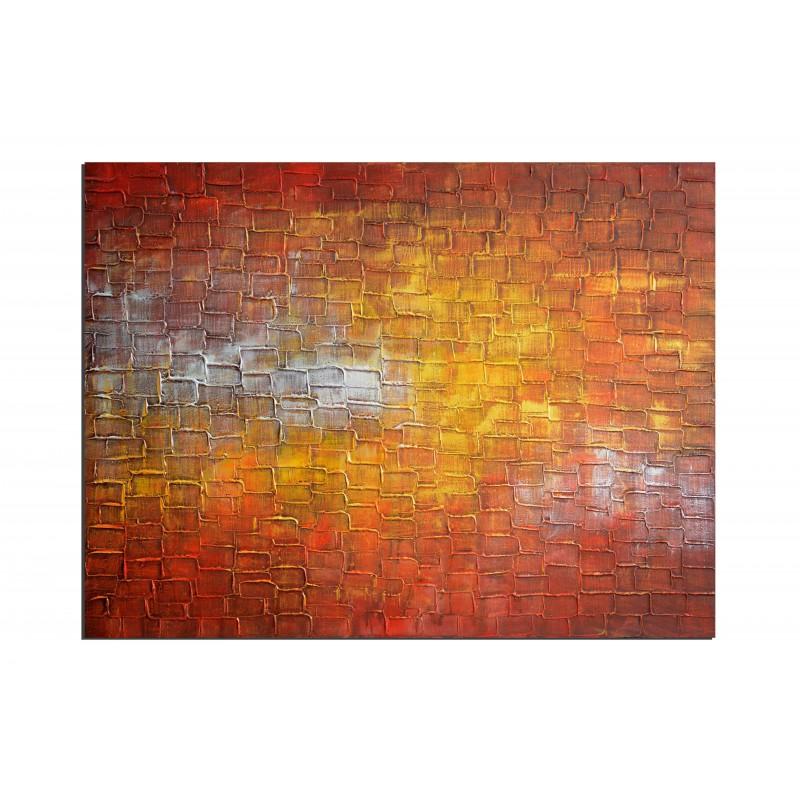 tableaux abstrait peintures pas cher toile tendue murale. Black Bedroom Furniture Sets. Home Design Ideas