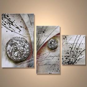 Ca roule - tableau peint-main peinture à l'huile